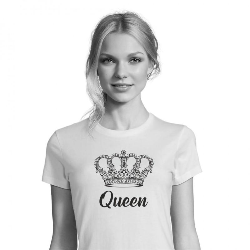 Marškinėliai KARALIENĖ