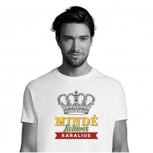 Marškinėliai MINDĖ