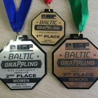 Medaliai lieti